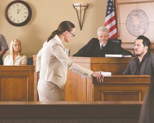 Image of a Trial of Condo Disputes with a litigation lawyer
