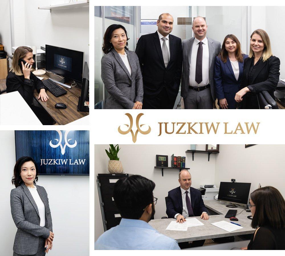 How work Juzkiw Law