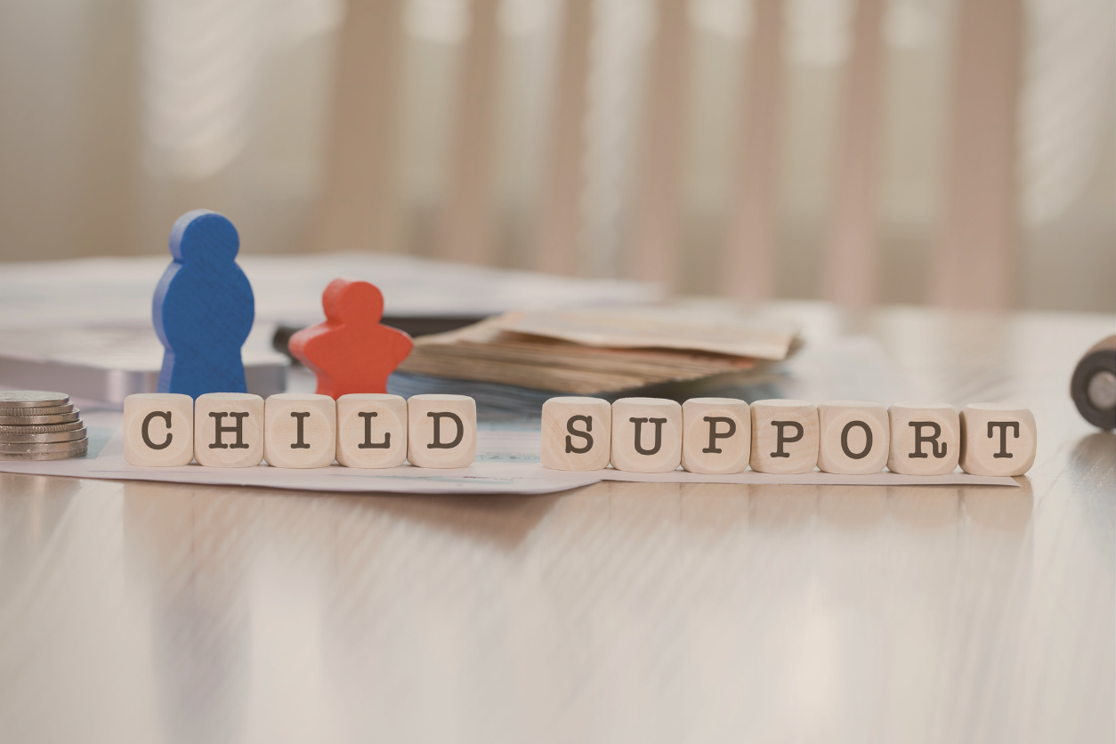 Child Support law - family law